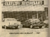 Grayling Restaurant Outside 1987