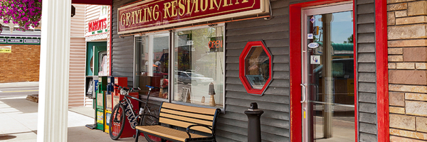 Restaurants Grayling Mi Lumberjack
